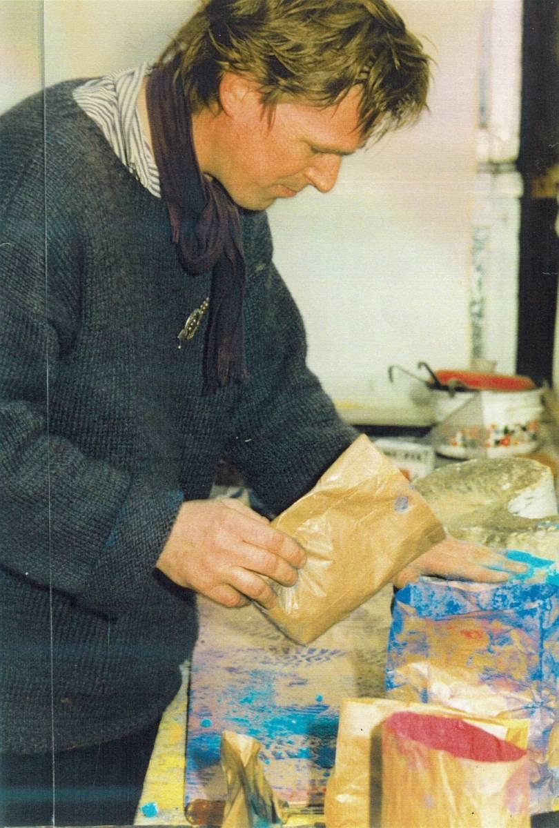 Raymond Pigment